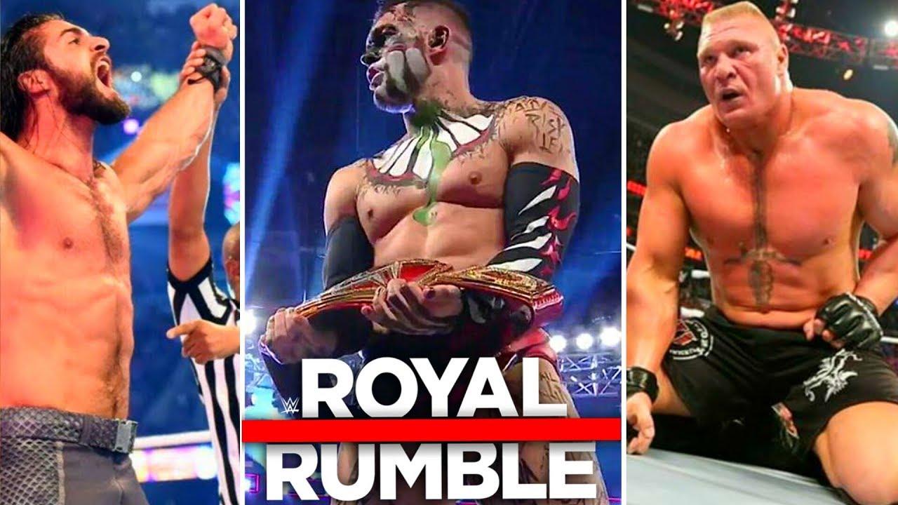 Download WWE Royal Rumble 27 January 2019 Highlights ! WWE Royal Rumble 2019 Highlights !
