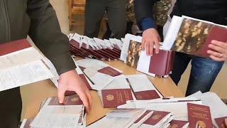 Զինկոմիսարիատի պաշտոնյան 6.5 մլն դրամի կաշառք է վերցրել․ կա 2 ձերբակալված