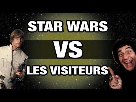 Star Wars VS Les Visiteurs - WTM