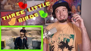 MUSICIAN REACTS | MAROON 5 - THREE LITTLE BIRDS REACTION | JG-REVIEWS:MUSIC