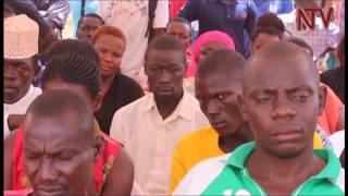 Ensonga Z'ettaka: Ab'e Baamunaanika baatulidde minisita Muyingo ku nnongosereza thumbnail