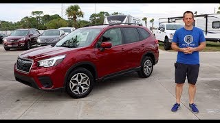 Why is the ALL NEW 2019 Subaru Forester an UPGRADE? - Raiti's Rides