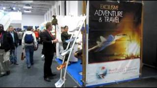 Country of Tourism LTD - on the International Tourism Exhibition in Berlin 2011