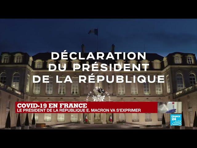 Allocution du Président de la République