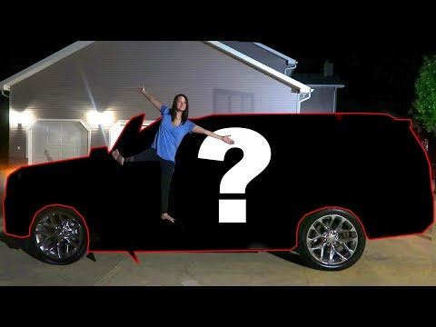 Thumbnail: HER BRAND NEW CAR!!
