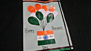 Republic Day Special Craft U S Nails Spa