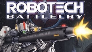 Classic Game Room - ROBOTECH BATTLECRY review for PS2