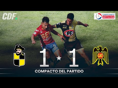 Coquimbo U. Espanola Goals And Highlights