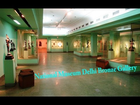 National Museum Delhi Bronze Gallery