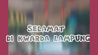 Selamat Datang Di Kwarda Lampung