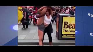 Alongamento - Flexibilidade absurda  - Inacreditável!