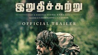 Irudhi Suttru Trailer | R. Madhavan | Sudha Kongara | Santhosh Narayanan | Releasing Jan. 29