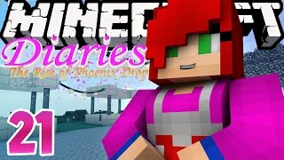A Peaceful Day | Minecraft Diaries [S1: Ep.21] Roleplay Survival Adventure!