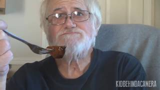 Angry Grandpa's Steak On Helium