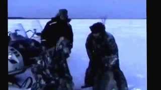 Охота на волков в Архангельской области.(через YouTube Объектив., 2015-02-28T06:20:43.000Z)