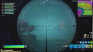 Fortnite - Translúcida [Sniper Fail]