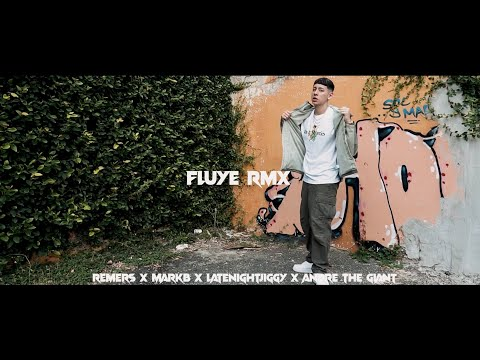 Смотреть клип Remers X Mark B X Latenightjiggy X Andre The Giant - Fluye Rmx