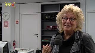 Grüne Bundestagskandidatin Beate Müller-Gemmeke besucht RTF.1