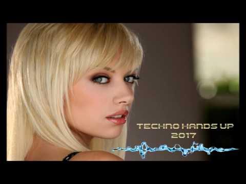 Techno Hands Up 2017 Set Happy New Year Techno Vocal & Techno Trance - Dj nava