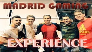 MADRID GAMING EXPERIENCE 2016 || GRAN DESAFÍO || DjMaRiiO, Cacho01, Pumuscor, MiiKeLMsT....