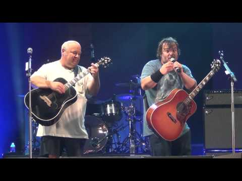 Tenacious D - Fuck Her Gently - Festival Supreme