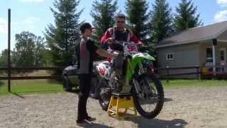 Motocross Québec - Initiation au motocross - 2014