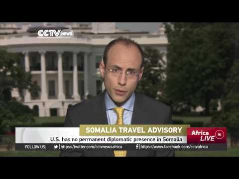 U.S. State Department places a new travel warning on Somalia