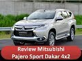Review Mitsubishi Pajero Sport Dakar 4x2