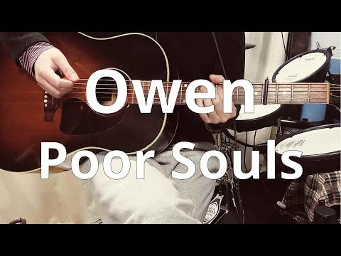 Owen - Poor Souls (Guitar Cover) with tab