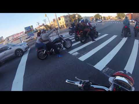 JOUVERT 2017 | Brooklyn, NY | **MOTORCYCLE EDITION**