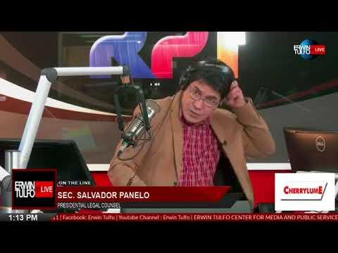 VP ROBREDO SUMAWSAW NARIN SA RAPPLER ISSUE PERO HALATANG WALANG ALAM!