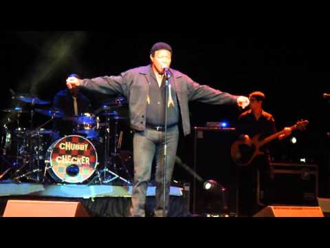 CHUBBY CHECKER BEGINNING