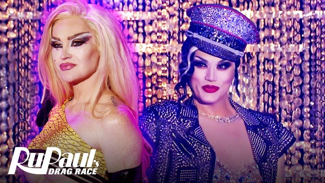 Download Kylie Sonique & Manila's Christina Aguilera Lip Sync 😛⚡  RuPaul's Drag Race All Stars
