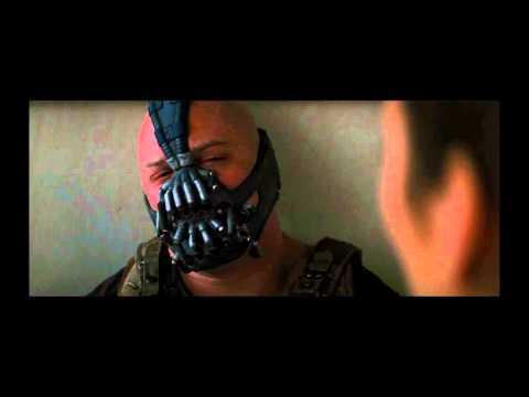 The Dark Knight Rises: Talia and Bane.