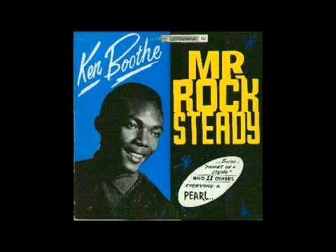 Ken Boothe - Mr. Rocksteady (Full Album) - 1968
