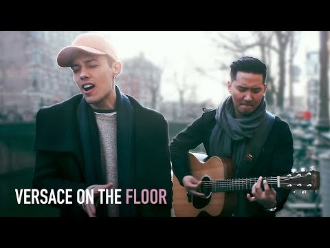 Thumbnail: BRUNO MARS - Versace On The Floor (Cover by Leroy Sanchez) LIVE from Amsterdam