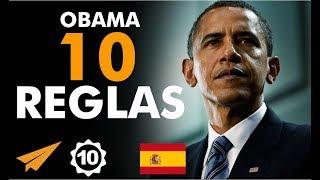 Las 10 Reglas Para el Éxito de Barack Obama