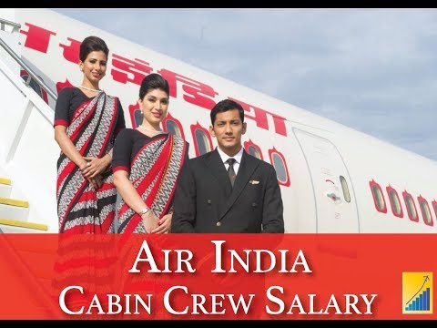 Air India - Airhostess Salary | Flyproplus Academy, Gurgaon