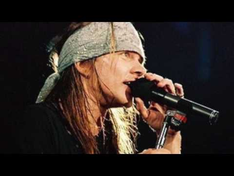 Axl Rose – Rare Rants (Axl PISSED at 4:05) [Amsterdam 1987]
