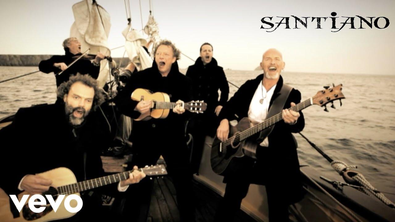 Spandeutsch #019 Aprender cantando: Frei wie der wind, Santiano