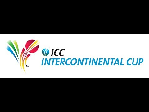 ICC Intercontinental Cup 2017 - UAE vs Afghanistan (DAY 1)