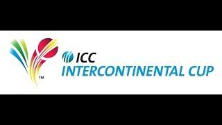 icc intercontinental cup 2017 uae vs afghanistan day 1