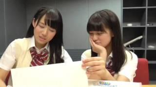 Fukushi Nao vs Takeuchi Saki 福士奈央vs竹内彩姫 SKE48 1+1は2じゃ...