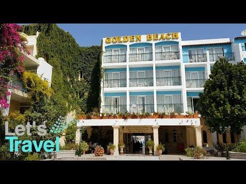 Golden Beach Hotel - Rethymno (Crete/Greece) | Let's Travel