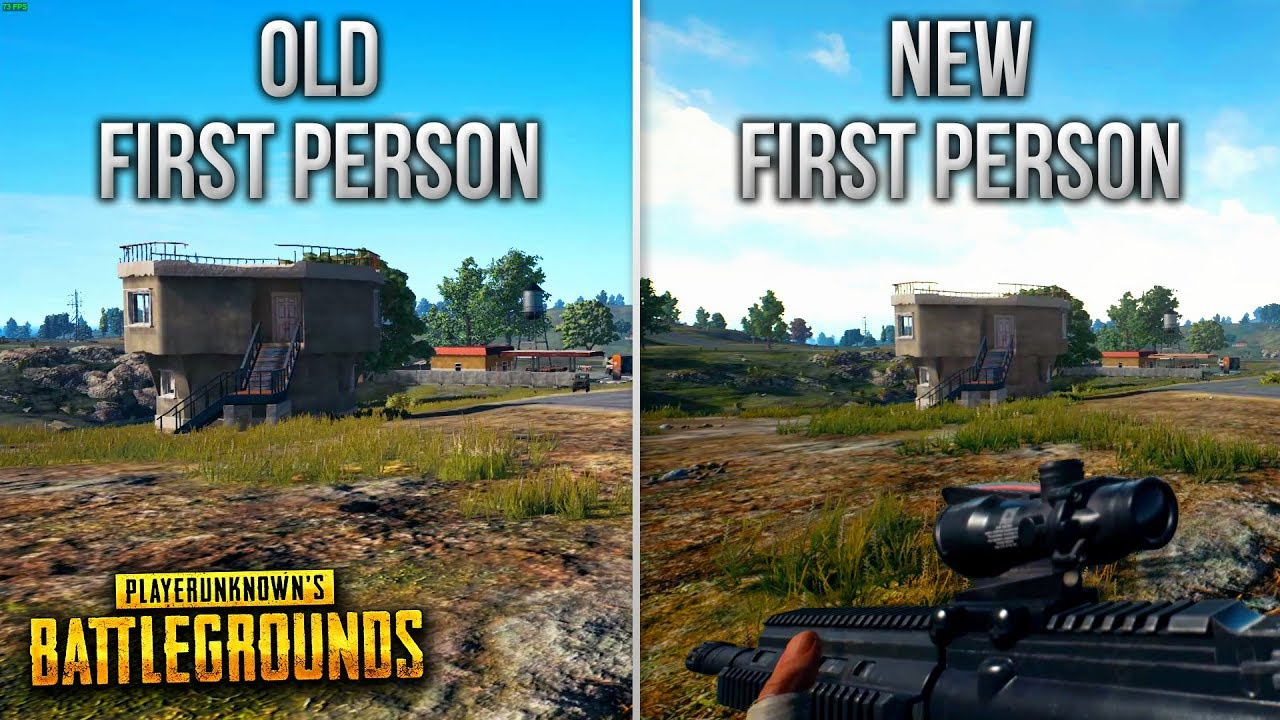 how to change fov in playerunknowns battlegrounds