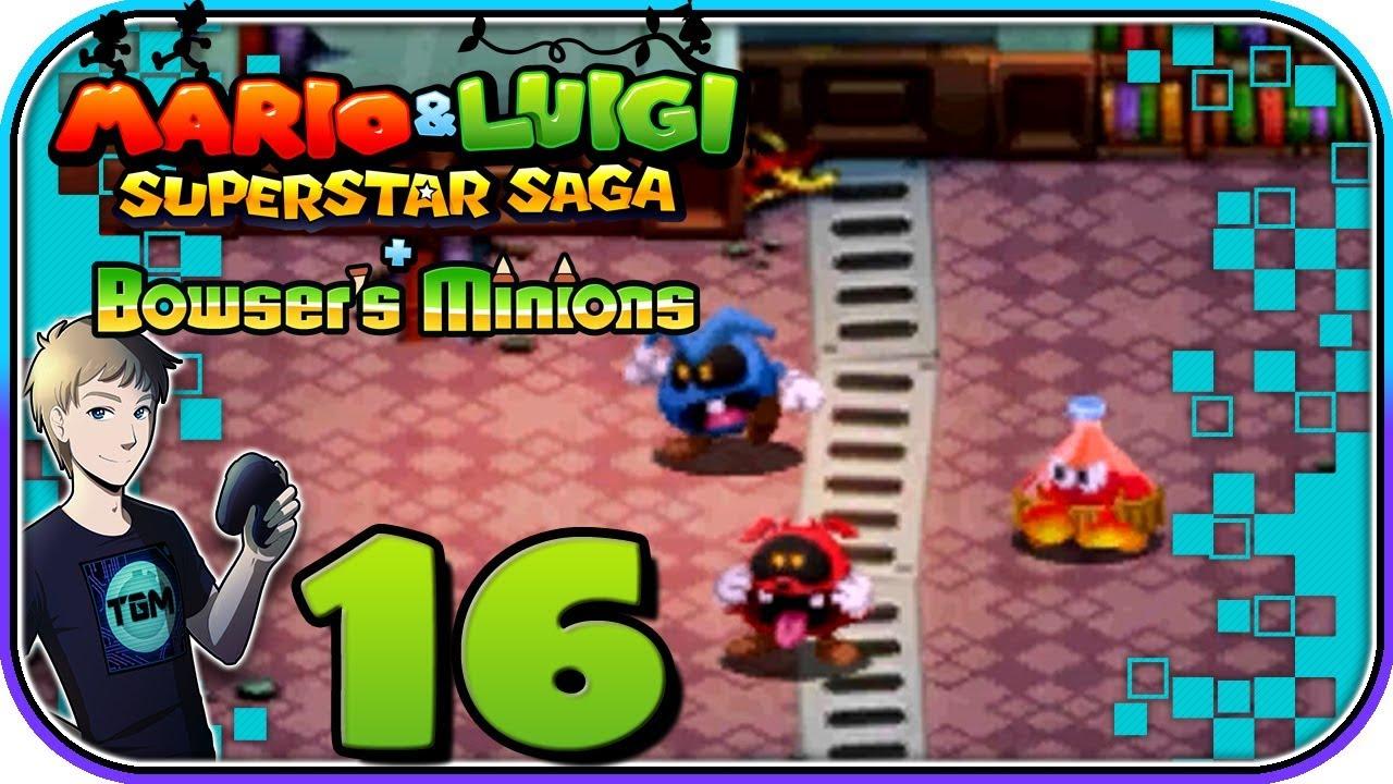 Mario Luigi Superstar Saga 3ds Walkthrough Part 16 The Power Of The Sun