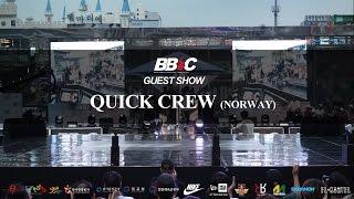 2016 bbic 세계비보이대회 guest showcase quick crew