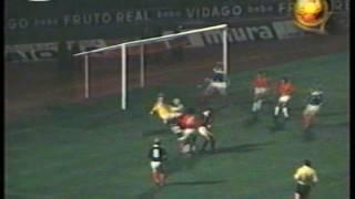 Portugal-Escócia 1-0 EURO 80 (Alberto)