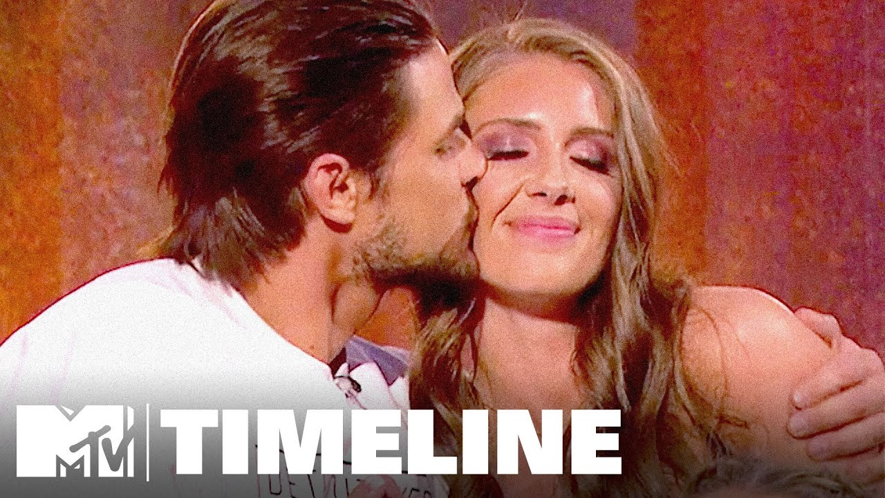 Zach & Jenna's On-and-Off Relationship Timeline | The Challenge