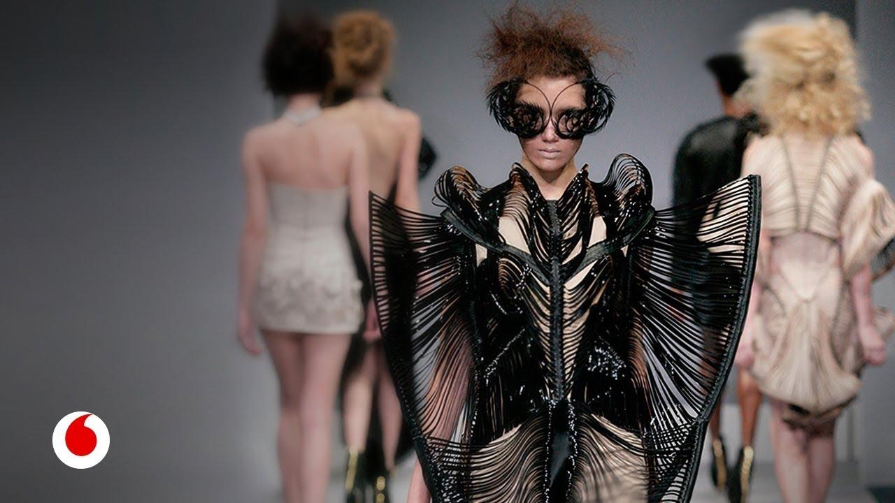 Iris Van Herpen, tecnología y diseño para revolucionar la alta costura